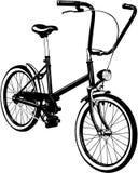 Fiets De vector van het fietspictogram Royalty-vrije Stock Foto's