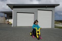 Fiets met drie wielen Royalty-vrije Stock Fotografie