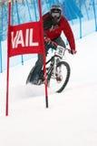 Fiets van de Slalom van Teva de Dubbele stock fotografie
