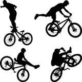 fietser stock illustratie