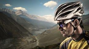 fietser royalty-vrije stock afbeelding