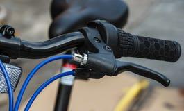 fietshandrem royalty-vrije stock foto