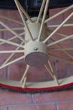 Fietswiel Stock Afbeeldingen
