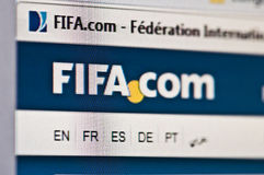 Fifa Stock Photography
