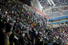 FIFA Confederations Cup 2009 - Crowds Stock Image