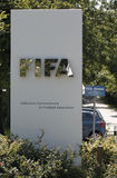FIFA Executive Committee Meeting Royalty Free Stock Image