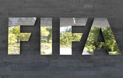FIFA Executive Committee Meeting Royalty Free Stock Images
