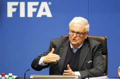 FIFA Executive Committee Meeting in Zurich Royalty Free Stock Image