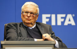 FIFA Executive Committee Meeting in Zurich Stock Images