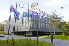 FIFA Executive Committee Meeting in Zurich Stock Photography