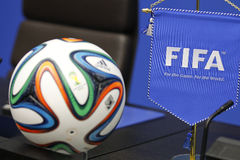FIFA Executive Committee Meeting in Zurich Royalty Free Stock Images