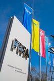 FIFA haben Hauptsitz lizenzfreies stockbild