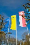 FIFA haben Hauptsitz lizenzfreie stockbilder