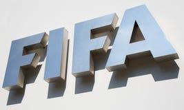 FIFA haben Hauptsitz stockfotos