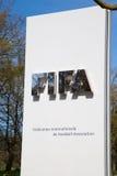 FIFA haben Hauptsitz lizenzfreie stockfotos