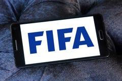 Fifa logo Royalty Free Stock Photography
