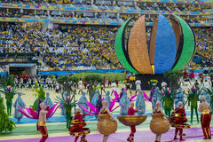 FIFA puchar świata BRAZYLIA 2014 Obrazy Stock
