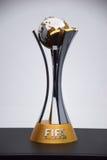 FIFA schlagen Weltcup mit einer Keule lizenzfreie stockbilder