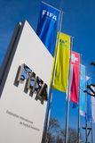 FIFA sedia foto de stock royalty free