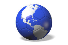 Fifa, Soccer chanpionship, soccer, trophy, winner, soccer, ball, earth... Royalty Free Stock Photos