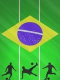 FIFA världscup Brasilien 2014 Arkivfoto