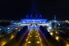 2018 FIFA världscup, Ryssland, St Petersburg, St Petersburg stadion Royaltyfri Fotografi