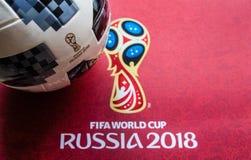 FIFA-Weltcuptrophäe Lizenzfreies Stockfoto