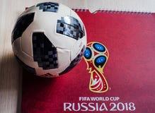FIFA-Weltcuptrophäe Lizenzfreie Stockbilder