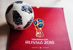 FIFA-Weltcuptrophäe Stockfotos