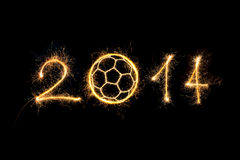 Fifa-wereldbeker 2014 Royalty-vrije Stock Afbeelding