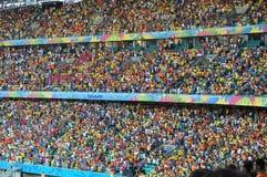 Fifa-wereldbeker 2014 royalty-vrije stock afbeeldingen