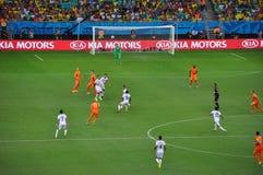 Fifa-wereldbeker 2014 stock afbeelding