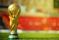 FIFA World Cup stock image