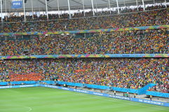 FIFA World Cup 2014 Royalty Free Stock Photo