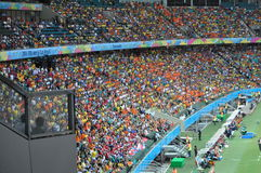 FIFA World Cup 2014 Stock Image