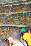 FIFA World Cup 2014 Royalty Free Stock Photos