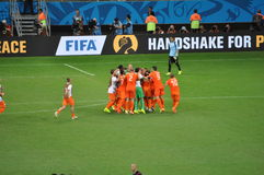 FIFA World Cup 2014 Royalty Free Stock Photos