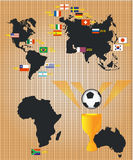 FIFA World Cups Stock Images
