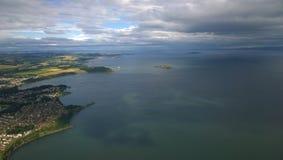 Fife Coast Stock Image