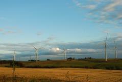 Fife Wind Farm Stock Photo
