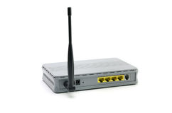 Fifi router Royalty Free Stock Image