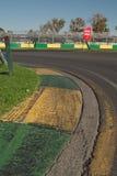 Turn at Formula One Stock Photos