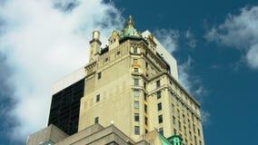 Fifth Av Time Lapse New York USA stock footage