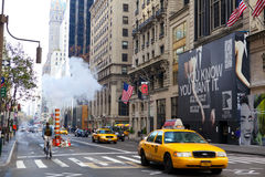 Fifth Avenue Stock Images