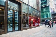 Fifth Avenue Stockfotos