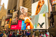Fifth Avenue Stock Photography