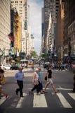 Fifth Avenue New York City Royalty Free Stock Photos