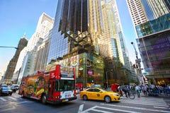 Fifth Avenue Stock Image