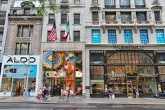 Fifth Avenue, NY Royalty Free Stock Image