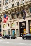 Fifth Avenue NYC Royalty-vrije Stock Foto's